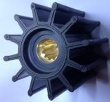 존슨 Evinrude Omc (25HP)를 위한 선체 밖 수도 펌프 임펠러 388702