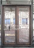 Griglia di portelli superiore quadrata del doppio del ferro saldato