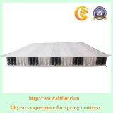 Materasso dell'assestamento della parte superiore del cuscino di formato di sonno di comodità singolo