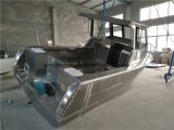 6,3 m Bateau de pêche en aluminium/bateau en aluminium