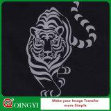 Vinyle mou de transfert thermique de Qingyi pour le T-shirt