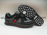 Coréia Brand New Comfortable Men's Rubber Outsole Spikless Golf Shoes