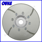 Granite를 위한 높은 Efficient Electroplated Diamond Saw Blades