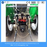 Alimentador agrícola de la granja notable de 4WD 40HP con el motor de Weichai