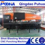 Máquina del sacador de la torreta del CNC AMD-357 para ms Gi Ss Plate