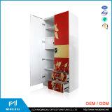 優秀な品質インド様式2のドア現代鋼鉄Almirah/寝室のAlmirahデザイン
