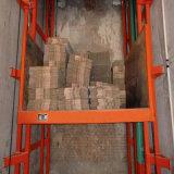 鉛の柵のHydralicの倉庫の貨物上昇