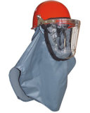 Lucht Geleverde Beschermende Kap en Helm voor Schurend het Vernietigen Gebruik