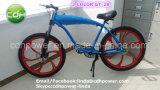 Azul Color de la rueda del mag motorizado de bicicletas, el carburante Gasolina Motor, motor de la bicicleta