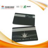Scheda magnetica della plastica di promozione della scheda di qualità VIP RFID di stampa in offset