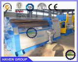 Laminatoio di piegamento industriale della zolla automatica di W11h-12X3000 3 Rolls