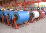 Ширина листа 750-1250mm толя Prepainted гальванизированная стальная катушка