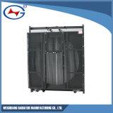 Sy680: Radiador para el motor diesel