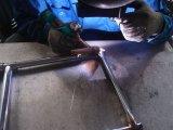 Échelle télescopique de l'eau d'acier inoxydable