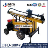 Defy Brand Dfq-100W Drill Rig Rotary Head for Rock Area