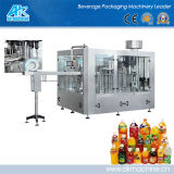 Vaso de zumo de automática Máquina de Llenado/Botella de vidrio Máquina de Llenado y Tapado el jugo/máquina de llenado