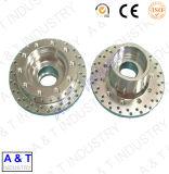 CNCによってカスタマイズされるアルミニウムかステンレス鋼の鋭い縦の製粉するか、または回転機械予備品
