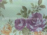 Impressão Polyester Knitting Fabric para o colchão
