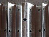 Лучи гофрированной листовой стали для усовика хайвея с столбом