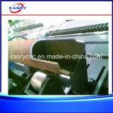 Plasma automática del CNC del perfil del tubo de acero de la dimensión de una variable y cortadora de llama que bisela Mmachinery