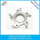 Металл CNC частей Alumium подвергая механической обработке подвергал части механической обработке используемые для двигателя Айркрафт машины автомобиля