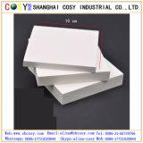 Hoja plástica de alta densidad de la divisa del PVC de la tarjeta para la impresión y hacer publicidad