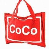 Le sac de refroidisseur de glace, sac cosmétique d'article de toilette, sac à provisions de main d'emballage de coton, badine le sac d'école,