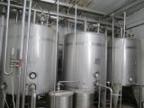 Full Automatic 2000L Flavored Milk Equipment
