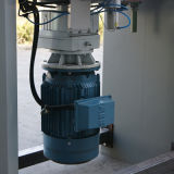 آليّة مسحوق طلية خلّاط آلة