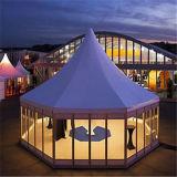 Группа для использования вне помещений при большой цирк на пляже в рамке для свадьбы палатка