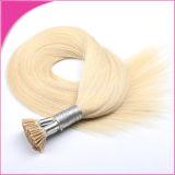 Venda por grosso das Extensões de cabelo humano Remy Dica Cabelo queratina