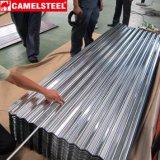 La construcción de materiales de construcción galvanizada