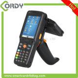 Programa de lectura Handheld de la frecuencia ultraelevada del rango largo de la gerencia los 8-15M del almacén