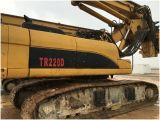 TR220D usado viruta de la máquina de 2000 mm de diámetro y una profundidad de 65m