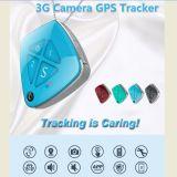 Миниая камера отслежывателя 3G GPS в постаретом шкентеле для малыша или