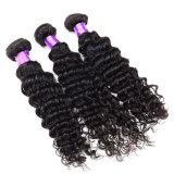 Соединенных Штатов Бразилии волосы 6A бразильского глубокую волны 3PCS соткать Красота Бразилии глубокую вьющихся волос дешевые Virgin бразильского вьющихся волос