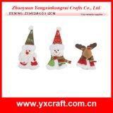 Рисунок характер рождества украшения рождества (ZY14Y218-1-2-3) малый рождества