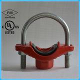 Duktiles Eisen der 45 Grad-Krümmer mit FM/UL genehmigte