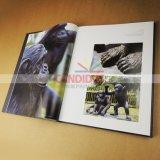 良質の芸術の本の印刷の写真撮影の本