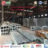 La norme ASTM A53 rond noir de carbone de grade d'un tuyau en acier recuit