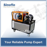 5.5HP motor de gasolina portátil motor de agua de la niebla extinguir bomba conjunto