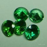 Gemstone Zirconia зеленого цвета кубический для ювелирных изделий