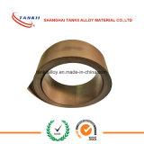 Manganin-Streifen/Band/Rolle 0.5mm*85mm