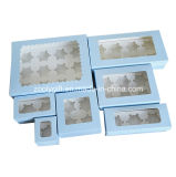 [تك-ووت] ورقيّة [كبكك] صندوق/يطبع ورق مقوّى ورقة [كبكك] صندوق مع ملحقة ونافذة واضحة