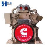 Marinedieselmotormotor Cummins-KTA50-M mit Getriebe für Bootslieferungsschlepper
