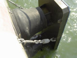 Прочный тип резиновый обвайзер конуса морского пехотинца шлюпки обвайзера