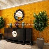Panneau en PVC 3D anti-éblouissement acoustique pour TV Cadre mural