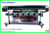Take up 1.6m, 1.8m를 가진 비닐 Express v Dx5 Eco Solvent Printer