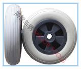 8 pouces de mousse de PU chaise spéciale pneu plat de roue libre