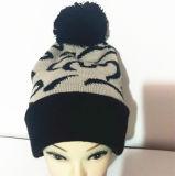 2016 Fashion Hat Patch brodé Cap Chapeau tricoté Beanie Hat